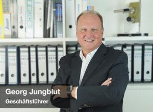Georg Jungblut, Geschäftsführer